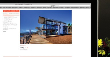 Architect - Website.