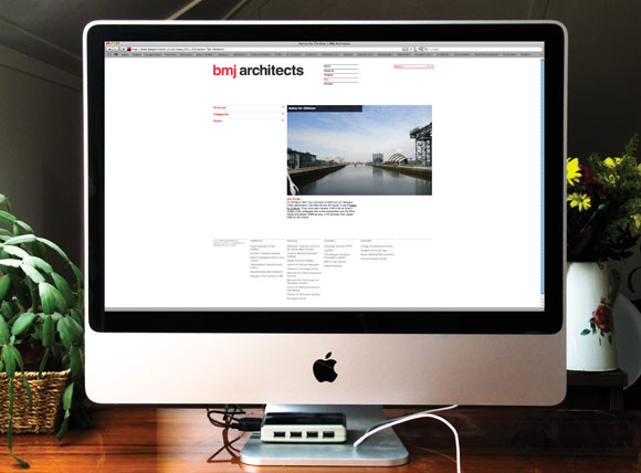 BMJ Architects Website