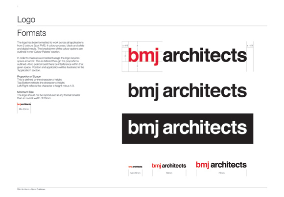 BMJ Architects Identity