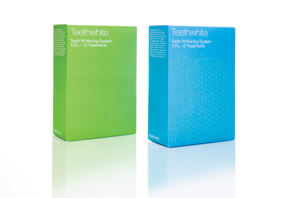 Teethwhite - Packaging